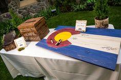 Real Colorado Wedding: Ashley and Nick | Dunafon Castle Wedding