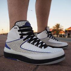 "Air Jordan 2 Retro ""Concord"""