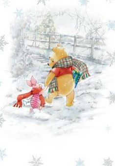 Pooh Corner Your source for all things Winnie the Pooh since Submit Ask Archive Winnie The Pooh Christmas, Cute Winnie The Pooh, Winne The Pooh, Winnie The Pooh Quotes, Winnie The Pooh Friends, Disney Christmas, Winnie The Pooh Pictures, Jean Christophe, Christmas Cartoons