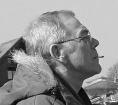 My husband enjoying his cigarette. Old Steam Train, Music Bands, Musicals, Husband, Black And White, Photos, Black White, Blanco Y Negro, Pictures