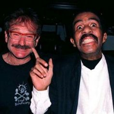 Robin Williams & Richard Pryor