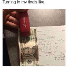 On trying to up your GPA: // 24 pictures that perfectly sum up going to college