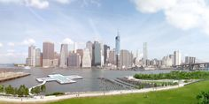 The Floating Pool Is Officially Coming To NYC!