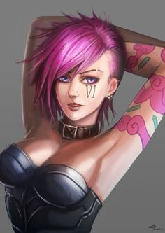 Sexy punk girl forum seems magnificent