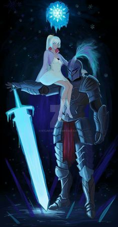 RWBY: Weiss & The Knight