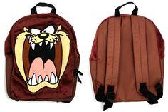 Taz+Fuzzy+Backpack+-+NeatoShop