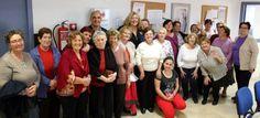 La alcaldesa visita el Centro de Día de Mayores Altamar de Varadero