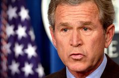 When lapdogs rolled over for Bush: The mainstream media's laughable Iraq hypocrisy  Unfortunately Americans bought the Bush fed hysteria hook line and sinker. To question was un-American, un-patriotic and shouted down by the flag wavers.