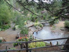 Tizer Botanic Gardens & Arboreum   'Nature Trail'