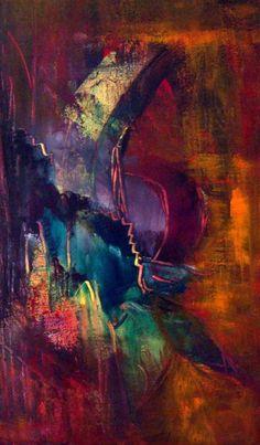 By Davina Nicholas #gallery #artist #art