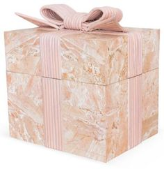 Pink Marble   Jewelry Box | Toast to Tinseltown | One Kings Lane