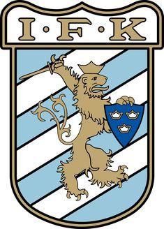 IFK Goteborg Football Team Logos, Crests, Premier League, Badge, Sweden, San, Sport, Soccer, Club