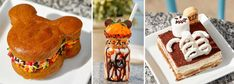 It's spooky season again at Walt Disney World Resort, and that means it's time for the highly-anticipated return of yummy fall 2020 treats at Disney World! #fall #halloween