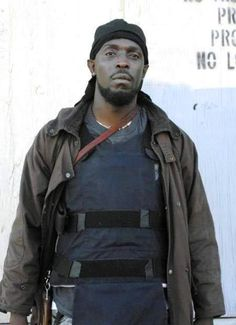 Michael K. Williams (Omar Little, The Wire series)