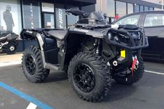 New 2017 Can-Am Outlander XT-P 850 ATVs For Sale in California. 2017 Can-Am Outlander XT-P 850, 2017 Can-Am® Outlander MAX XT-P 850 A FULLY-LOADED TWO-UP THAT OFFERS ONE-UP SPORT PERFORMANCE. Loaded with features including an upgraded suspension and aluminum beadlock wheels, the Outlander MAX XT-P is a sporty two-up ride with all the extras. Features may include: ROTAX V-TWIN ENGINE OPTIONS CATEGORY-LEADING PERFORMANCE Available with the new 78-hp Rotax 850 or 89-hp Rotax 1000R…