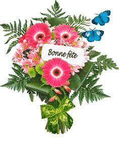 """Souhaitons une """"Bonne Fête"""" aux Brigitte, Brigid, Britta, Brigit, Bridget, Briddy, Brigite, Brigitta, Bridgette, Brigide, Birgit, Brigida, Britt ---"""