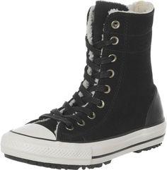 chaussure femme converse fourree