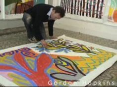 Gordon Hopkins: Painter