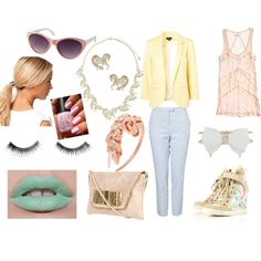 Wednesday, created by jesenia on Polyvore