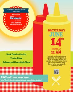 Company Summer Picnic Flyer U0026 Ad Template Design | Church Inspiration |  Pinterest | Summer Picnic And Template