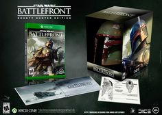 Star Wars Battlefront - Fake Bounty Hunter Collector's Edition Xbox One