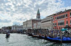 Gondola, Gondola, Gondola - Venice, Italy