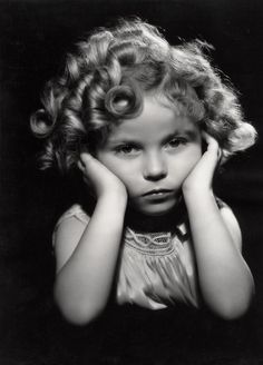 Shirley Temple ~ Early 1930's everybody's darling and nobody's fool- a Jack Daniels Girl for sure!!