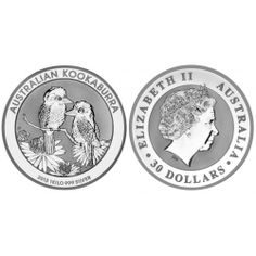 1 kl Silver Australian Kookaburra  #Silver  #401K #IRA #Investing #Bullion #regal_assets_review #Regal_Assets