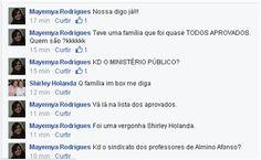 RN POLITICA EM DIA: ALMINO AFONSO: VEJA O QUE FOI POSTADO NO FACEBOOK....