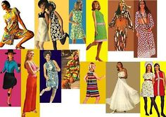 60s Fashion for Women   Tuesday, January 10, 2012