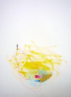 "Saatchi Online Artist Bea Mahan; Assemblage / Collage, ""Untitled"" #art"