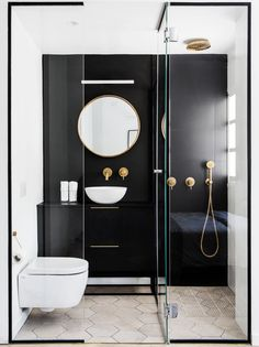 Big Bathroom Trends To Watch Out For in 2018 | Apartment Therapy