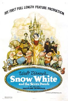 Snow White and the Seven Dwarfs (1937 film) - Wikipedia