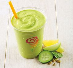 This veggie smoothie recipe is from Body Reset Diet author and celebrity trainer, Harley Pasternak.