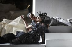 Another look at Rodarte's costume designs for the opera Don Giovanni.