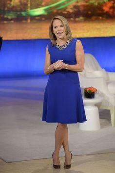 Lela Rose royal blue dress!