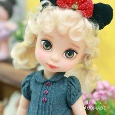 Doll Clothes / Disney Animator Doll Cinderella