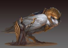 Tyto Peacekeepers by Josh Corpuz on ArtStation.