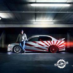 Markenbotschafter-Kandidat Marc mit seinem Toyota Avensis. Vote jetzt für ihn und mache ihn so zum Sieger: http://www.test-offensive.de/mb2016