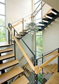Mylen Stairs: Modern Stair Manufacture