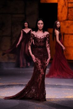 2011 – Autumn Winter | Michael Cinco Couture