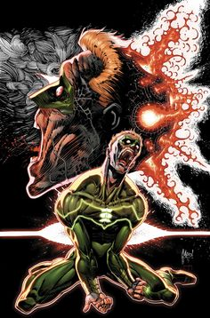 EARTH 2: WORLD'S END #18//Guillem March/M/ Comic Art Community GALLERY OF COMIC ART