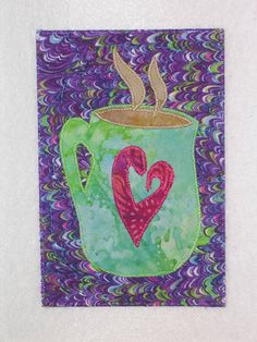 Coffee Amp Coffee Cup Quilt Ideas On Pinterest Coffee Cups