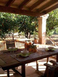 Jutta´s Ferienfincas in Sóller / Mallorca: Vermietung von privater Unterkunft auf Mallorca