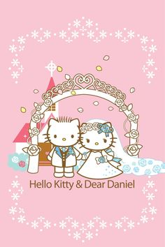 a83f03e3e7 120 Best Hello Kitty Wedding images