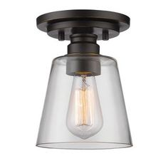 Shop for Z-Lite 1-Light Flush Mount in Old Bronze. Get free delivery at Overstock.com - Your Online Home Decor Shop! Get 5% in rewards with Club O!