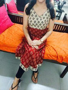 kurti tops , long kameez, anarkali kurta@ http://ladyindia.com