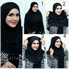 Hijab Tutorial For Proper Chest Coverage