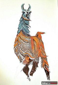 oppa llama style