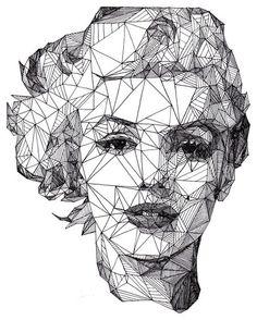 Une Marilyn bien réussie.